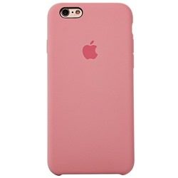 "Чехол-накладка [ORG] Soft Touch для ""Apple iPhone 6/iPhone 6S"" (pink)"