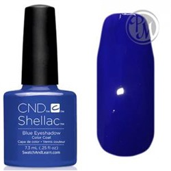 CND Shellac гель-лак blue eyeshadow 7,3мл