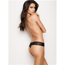 NEW! No Show Diamond-back Thong Panty