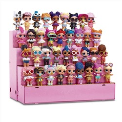 L.O.L. Surprise! Pop-Up Store (Doll - Display Case)