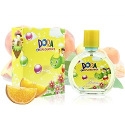 Детский парфюм Dora L'Exploratrice Orange, Edp, 50 ml