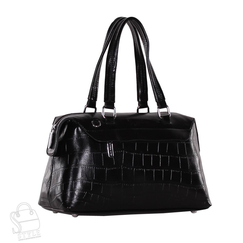 95d76f738195 Женская сумка 551610-20 black Velina Fabbiano купить, отзывы, фото ...