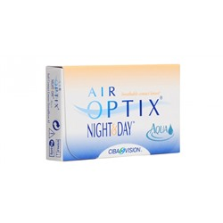 AIR OPTIX N&D AQUA (3 ЛИНЗЫ)