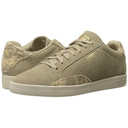 PUMA Women's Match LO S Snake Wn's Tennis Shoe