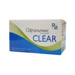 Контактные линзы Ophthalmix Butterfly Clear