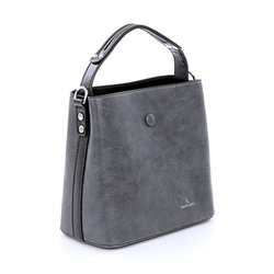 Сумка Kenguluna 89691 gray black #72958