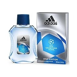 Лосьон после бритья Adidas UEFA Champions League Star EdItion, 100 мл